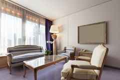 Comfortable suite, lounge Royalty Free Stock Photos