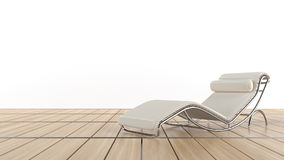 Comfy chair Stock Photo