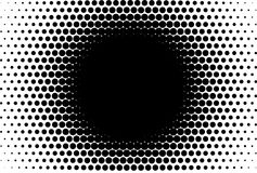 Comic background. Halftone dotted retro pattern Royalty Free Stock Photo