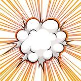 Comic balloon Stock Images