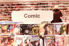 Comic Royalty Free Stock Images