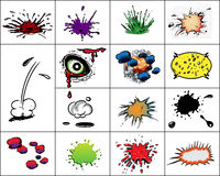 Badezimmer stockbild bild 6392001 - Badezimmer comic ...