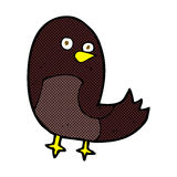 Comic cartoon bird Royalty Free Stock Photos
