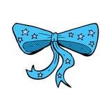 Comic cartoon bow tie Stock Photography