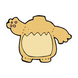 Comic cartoon teddy bear body (mix and match comic cartoons or a. Retro comic book style cartoon teddy bear body (mix and match retro comic book style cartoons Royalty Free Stock Photo