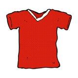 Comic cartoon tee shirt Stock Photo