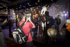 Comic Con Experience 2016 Royalty Free Stock Photos