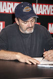 Comic Con 2014. New York, NY, USA - October 11 2014: Marvel artist Ron Garney attends Comic Con 2014 at The Jacob K. Javits Convention Center in New York City stock image