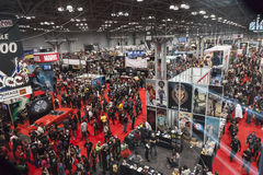 Comic Con 2013. NEW YORK - October 13: General view of atmosphere during Comic Con 2013 at The Jacob K. Javits Convention Center on October 13, 2013 in New York