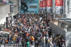 Comic Con 2013 Royalty Free Stock Image