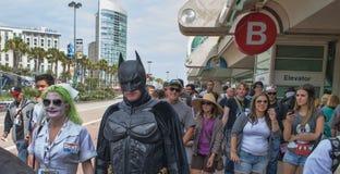 Comic-Con San Diego 2013 Stock Photos