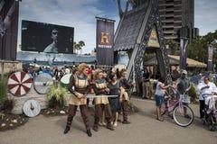 Comic-Con San Diego 2013 Royalty Free Stock Photo