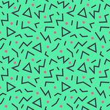 Comic diagonal speed lines background. Vector Royalty Free Stock Photo