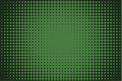 Comic dotted pattern. Green color. Halftone background Vector illustration. Comic dotted pattern. Green color. Halftone background.Pop art retro style. Backdrop Stock Photos