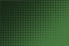 Comic dotted pattern. Green color. Halftone background Vector illustration. Comic dotted pattern. Green color. Halftone background.Pop art retro style. Backdrop Royalty Free Stock Images