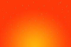 Comic fire bomb background. Comic fire bomb orange gradient background Royalty Free Stock Photos