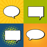 Comic Speech Bubble, Cartoon Royalty Free Stock Image