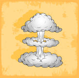 Comic style illustration cartoon  illustration, vector icon. Royalty Free Stock Photo