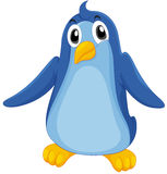 Comical penguin Stock Photography