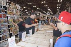 ComicCon 2014 Stock Foto's