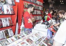 ComicCon 2015 Royalty Free Stock Photos