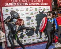 ComicCon 2015 Stock Image