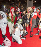 ComicCon 2015 Royalty Free Stock Image