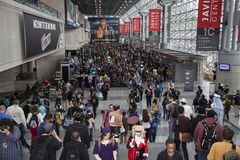 ComicCon 2014 Royalty Free Stock Images