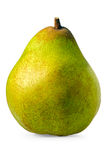 Comice Pear Royalty Free Stock Photos