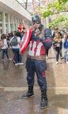 Comicon 2016 - Νάπολη Ιταλία Στοκ Εικόνες