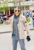 Comicon 2016 - Νάπολη Ιταλία Στοκ φωτογραφία με δικαίωμα ελεύθερης χρήσης
