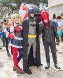 Comicon 2016 - Νάπολη Ιταλία Στοκ Εικόνα