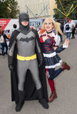 Comicon 2016 - Naples- Italy Stock Images