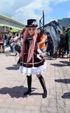 Comicon Naples Italy 2014 Royalty Free Stock Photography