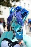 Comicon Naples, Italy 2014 Royalty Free Stock Image