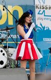 Comicon 2015 - offentlig händelse Royaltyfri Bild