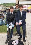 Comicon 2015 - public event Royalty Free Stock Images