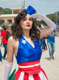 Comicon 2015 - public event Stock Photos