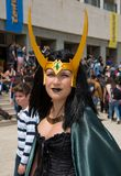 Comicon 2015 - public event Royalty Free Stock Photos