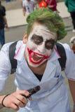 Comicon 2015 - public event Stock Image