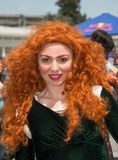 Comicon 2015 - public event Royalty Free Stock Image