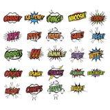 comics stock illustratie