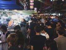 Comida Bangkok Tailandia de la calle Fotografía de archivo libre de regalías