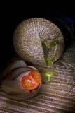 Comida campestre Imagen de archivo