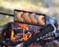 Comida campestre al aire libre imágenes de archivo libres de regalías