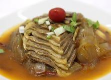 Comida china deliciosa del pato Imagenes de archivo