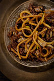 Comida china fotografía de archivo libre de regalías