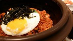 Comida coreana Imagen de archivo libre de regalías
