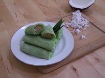 Comida de alternancia con recetas deliciosas imágenes de archivo libres de regalías