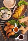 Comida de Asia fotografía de archivo